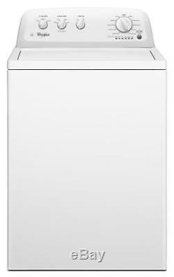 Whirlpool 3LWTW4705FW Atlantis 15kg Classic Top Loader Washing Machine
