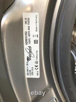 Whirlpool Hdw1010 Heavy duty 10kg 100 Litre Drum Commercial Machine