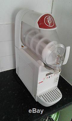 White Minigel Ice cream Machine, Slush Machine(Very good Condition) Ugolini