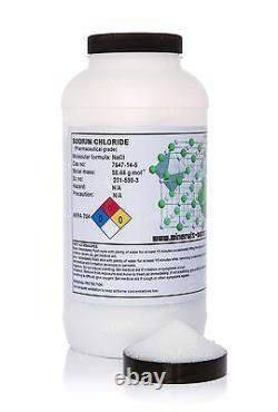 1 KG De Chlorure De Sodium Finegranules De Qualité Pharmaceutique