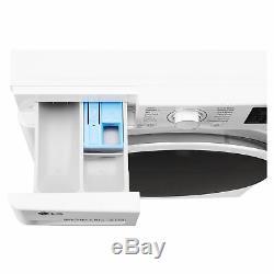 1400rpm Lave-linge Lg F4j608wn