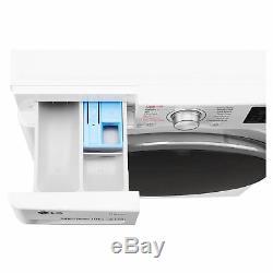 1400rpm Lave-linge Lg F4j610ws