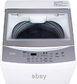 2.0 Blanc Portable Pi³ Laveuse Cuve En Acier Inoxydable En Plastique Porte Machine À Laver