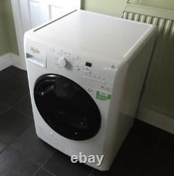 2 Pack Whirlpool Washing Machine + Tumble Dryer Both 6th Sense Collection Seulement