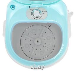 3kg Green Portable Washing Machine Compact Mini Laundry Laveuse Baby Lingerie