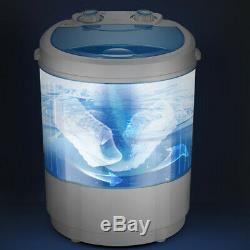 4.5kg Chaussures Mini Portable Lave-linge Compact 360 ° Brosse De Lavage Accueil Dorm