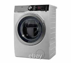 Aeg 8000 Série L8fec866r 8kg A+++ Machine À Laver Nominale Avec 1600 RPM Blanc