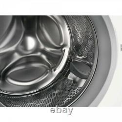 Aeg L6fbk841n 8kg 1400rpm Machine À Laver En Blanc- Flambant Neuf