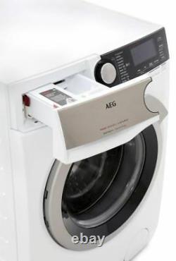 Aeg L9fec966r 9kg 1600 Spin A +++ Lave-linge + Garantie De 5 Ans (tout Neuf)