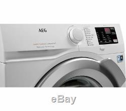 Aeg Prosense L6fbi842n 8 KG 1400 Spin Lave-linge Blanc Currys