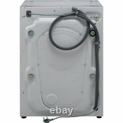 Baumatic Bwi148d4e D Nominal 8kg 1400 RPM Machine De Lavage Blanc Nouveau