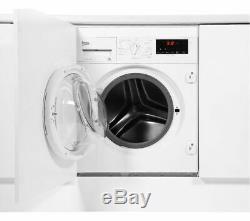 Beko Pro Wix845400 8 KG 1400 Spin Intégré Lave-linge Currys