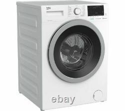 Beko Wex840530w Bluetooth 8kg 1400 Spin Machine À Laver Quick Wash White Currys