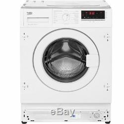 Beko Wir725451 A +++ Nominale 1200 RPM Intégré 7 KG Lave-linge Blanc Nouveau