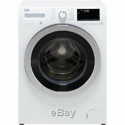 Beko Wr860441w A +++ Noté 1600 RPM 8 KG Lave-linge Blanc Nouveau