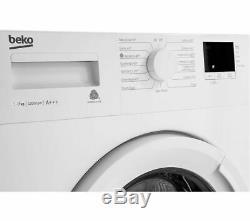 Beko Wtb720e1w 7 KG 1200 Spin Lave-linge Blanc Currys