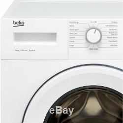 Beko Wtg1041b4w A +++ Noté 1400 RPM 10 KG Lave-linge Blanc Nouveau
