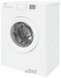Beko Wtg620m1w Autoportant 6kg 1200 Spin Machine A +++ Lave-blanc