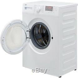 Beko Wtg641m3w A +++ Noté 1400 RPM 6 KG Lave-linge Blanc Nouveau