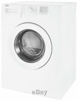 Beko Wtg720m1w Autoportant 7kg 1200 Spin Machine A +++ Lave-blanc
