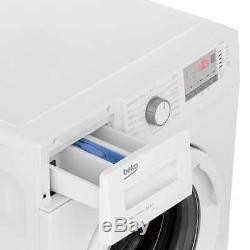 Beko Wtg841b2w A +++ Noté 1400 RPM 8 KG Lave-linge Blanc Nouveau