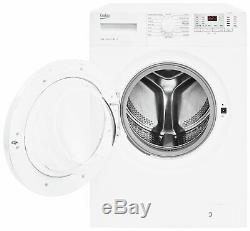 Beko Wtg941b1w Autoportant 9kg 1400 Spin Machine A +++ Lave-blanc