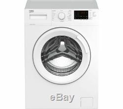 Beko Wtk104121w De 1400 Spin Lave-linge Lavage Rapide A +++ Blanc Currys