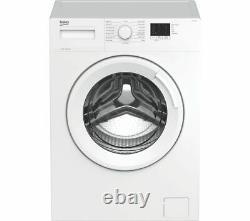 Beko Wtk72011w De 1200 Spin Washing Machine Lavage Rapide A +++ Blanc Currys