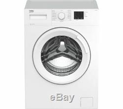 Beko Wtk84011w 8 KG 1400 Spin Lave-linge Blanc Neufs & Scelles