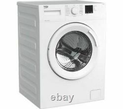 Beko Wtk84011w 8kg 1400 Spin Machine À Laver Quick Wash Blanc