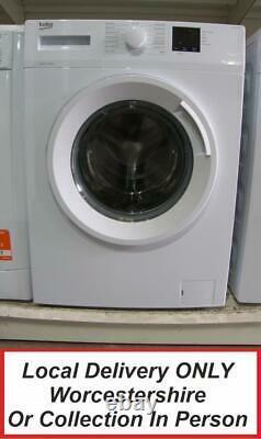 Beko Wtk84011w Machine De Lavage Blanc 8 KG 1400 Spin A+++ Wtk84011 Pwm