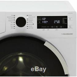 Beko Wy124pt44mw A +++ Noté 1400 RPM 12 KG Lave-linge Blanc Nouveau