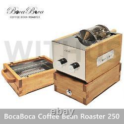 Bocaboca Coffee Bean Roaster 250 Roasting Machine Nuts Barista Accueil