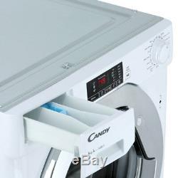 Bonbons Cbwm814dc A +++ Noté 1400 RPM Intégré 8 KG Lave-linge Blanc /