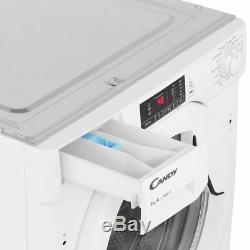 Bonbons Cbwm916d A +++ Noté 1600 RPM Intégré 9 KG Lave-linge Blanc Nouveau