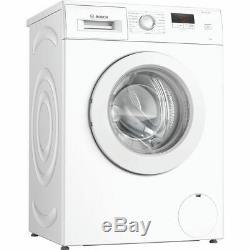 Bosch Waj28008gb Serie 2 A +++ 1400 RPM Nominale 7 KG Lave-linge Blanc Nouveau