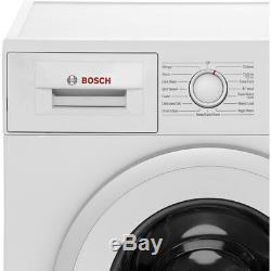 Bosch Wan24100gb Série 4 A +++ 1200 RPM Nominale 7 KG Lave-linge Blanc Nouveau