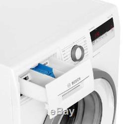 Bosch Wan28150gb Série 4 A +++ 1400 RPM Noté 8 KG Lave-linge Blanc Nouveau