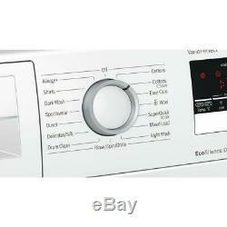 Bosch Wan28201gb Série 4 1400 Spin Blanc 8 KG Lave-linge + 2 Ans De Garantie