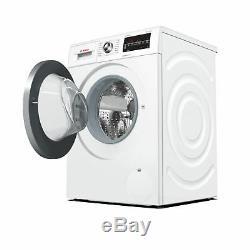Bosch Wat24463gb 9kg Capacité De Charge 1200rpm Vitesse D'essorage Lave-linge