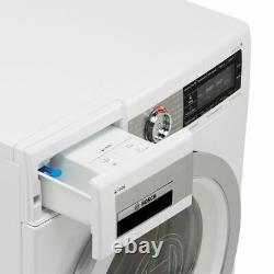 Bosch Wax32eh1gb Serie 8 I-dos A+++ Rated C Rated 10kg 1600 RPM Lavage