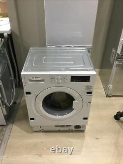 Bosch Wiw28300gb Machine À Laver Intégrée 8kg Charge A+++ Classe Énergétique