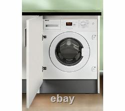 Brand New Beko Wi1573 Machine À Laver Intégrée A++