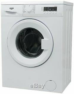 Bush Wmdf612w Autoportant 6kg 1200 Spin Machine A ++ Lave-blanc