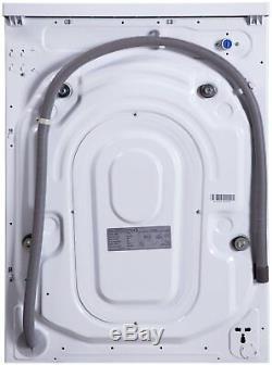 Bush Wmnbx814w Autoportant 8kg 1400 Spin Machine A +++ Lave-blanc