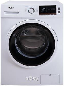 Bush Wmnbx914w Autoportant 9kg 1400 Spin Machine A +++ Lave-blanc