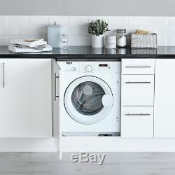 Bush Wmnsint714w 7kg Intégré 1400 Spin Machine A +++ Lave-blanc