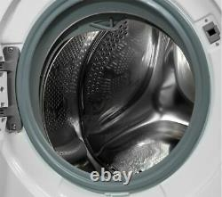 Candy Cbwm914s-80 Intégré 9 KG 1400 Spin Washing Machine Blanc