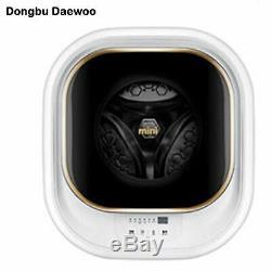 Daewoo Dwd-03mcwr Fixation Murale Mini Lave-linge 220 V 60 Hz Uniquement