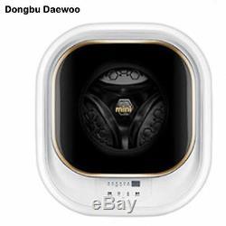 Dongbu Daewoo Dwd-03mcwr Mural De Type Mini Tambour Lave-linge 220 V 60 Hz